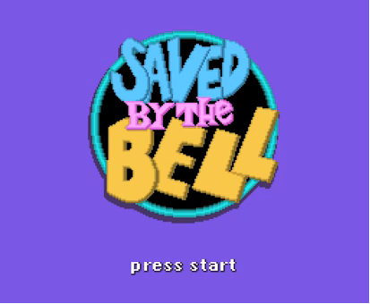 Saved By The Bell YouTube Games