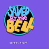 Saved By The Bell YouTube game revisits Saturday mornings of old