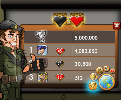 Empires Allies Leaderboards Ho