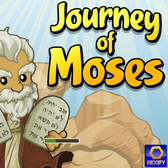 Journey of Moses: Exodus to Deuteronomy get FarmVille treatment