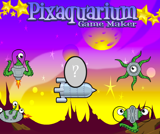 Pixaquarium Game Maker