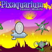Think Facebook games stink lately? Then make one in Pixaquarium