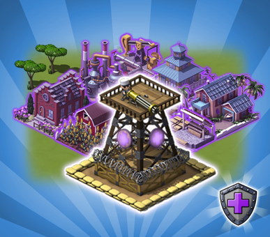 Empires Allies Defense Tower