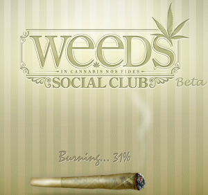 Weeds Social Club Facebook