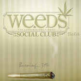 Weeds Social Club on Facebook sends your News Feed up in smoke