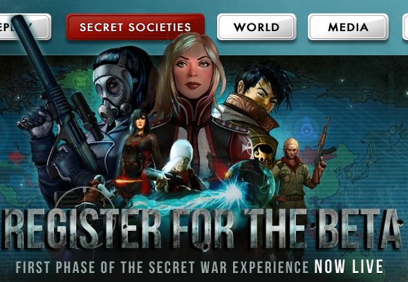 The Secret World Secret War beta
