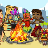 CityVille gets new tropical items: It's Tiki times two!