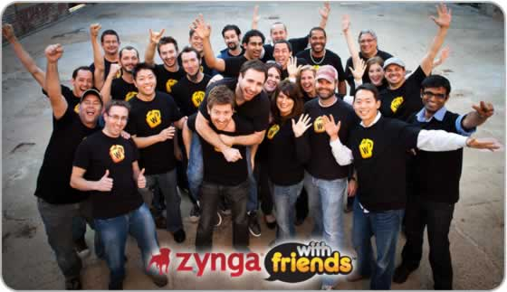 Zynga With Friends Newtoy