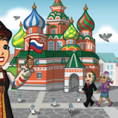 CityVille: Russian-themed items available for a limited time
