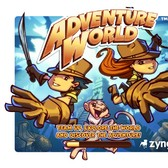 Adventure World on Facebook: This massive game <em>makes</em> size matter