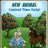 FarmVille Animal Sanctuary Items: Chicle Tree, Rain Forest Flower, Mandrill Baboon and more