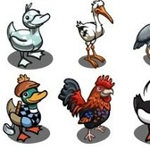 FarmVille Aviary Mystery Box offers re-released birds for your new habitat