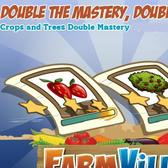 FarmVille: Double Mastery Weekend on now for Labor Day holiday