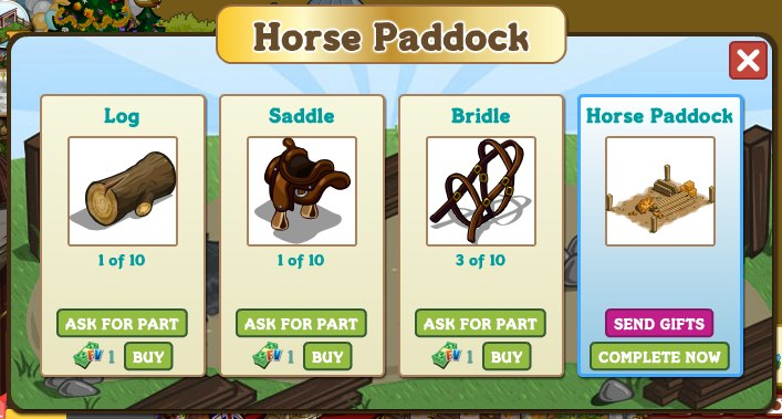 Farmville Horse Paddock Everything You Need To Know Aol