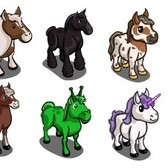 FarmVille: Horses return to the store in celebration of Horse Paddock