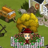 FarmVille Lighthouse Cove Items: American Aspen Tree, Draft Horse, Anchor Statue and more