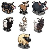 FarmVille Mystery Game (09/18/11): Livestock animals come to the farm