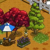 FarmVille Animal Sanctuary & Lighthouse Cove Decorations: Sea Lavender, Panda Arch and more