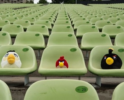 Angry Birds Stadium