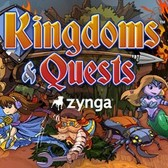 Kingdoms & Quests looks like Zynga's next big game, a social RPG?