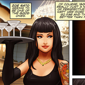 Zynga publishes Mafia Wars 2 comic, sets the stage for Las Vegas intrigue