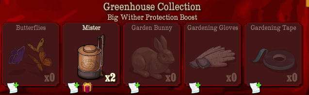 Pioneer Trail Greenhouse Collection