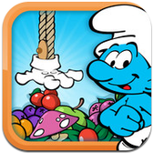 Smurfs' Grabber latches onto iPhone, iPad with its puffy, white claws