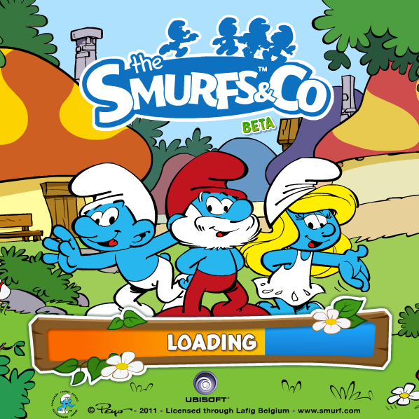 The Smurfs &amp; Co. 