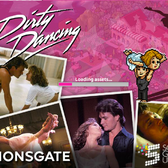 Have the (retro) time of your life in Dirty Dancing on Facebook