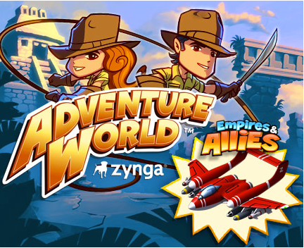 Adventure World Empires Allies promotion