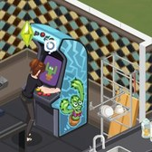 The Sims Social: Claim your free Pogo Arcade Machine