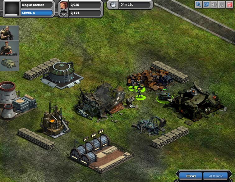 War Commander cheats