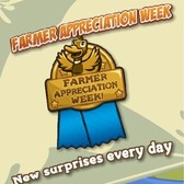 FarmVille: Farmer Appreciation Week highlights
