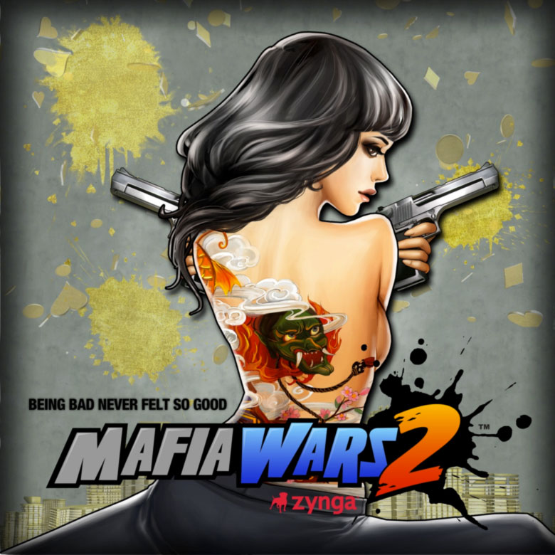 Mafia Wars 2 Google+ Games