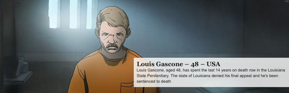 amnesty the game louis gascone