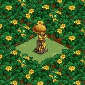 FarmVille: Animal Mastery and Crop/Tree Mastery statues