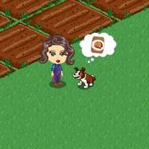 FarmVille: Puppies leaving the store