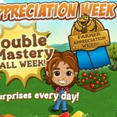 FarmVille: Farmer Appreciation Week starts with Double Mastery
