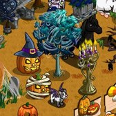 FarmVille Halloween Items: Zombie Gnome, Bat Dog, Mossy Tree and more