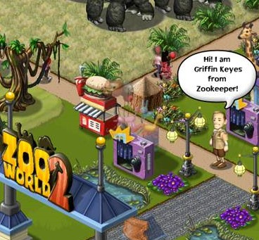 Zoo World 2 Zoo Keeper
