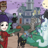 CityVille: More Halloween homes, decorati