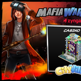 CityVille: Earn a free Casino by playing Mafia Wars 2