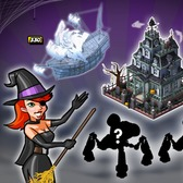 Empires & Allies: Halloween items now available in the store