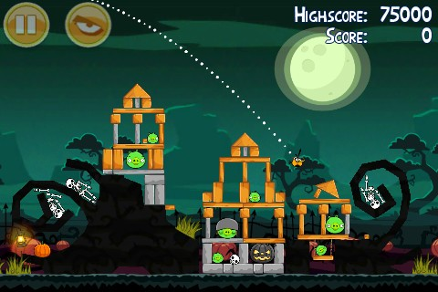 Angry Birds Seasons update