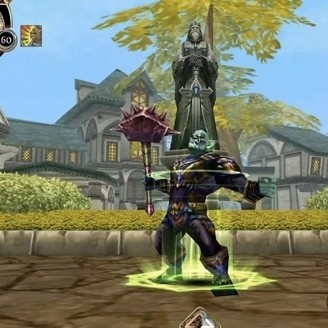 Order & Chaos Online hacked