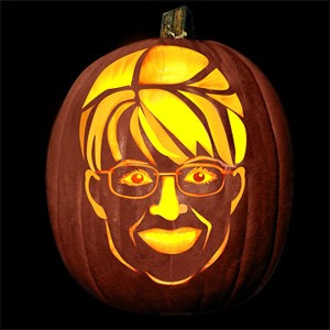 Sarah Palin Pumpkin