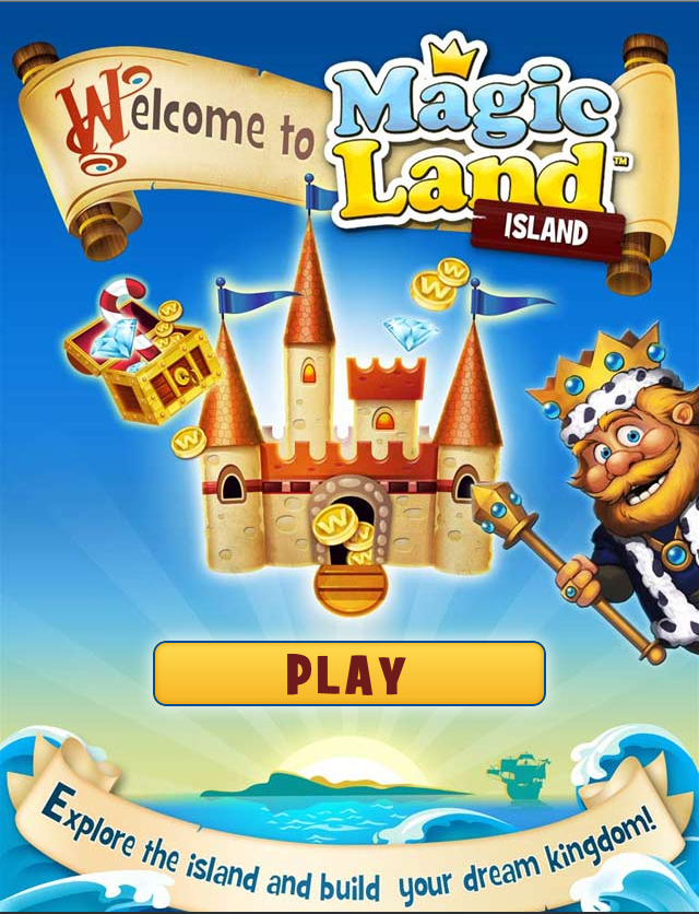 Magic Land: Island