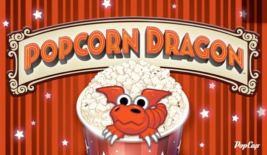 Popcorn Dragon logo