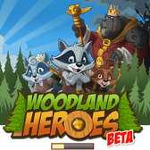 Woodland Heroes hits Facebook with furiously furry (and cute) strate