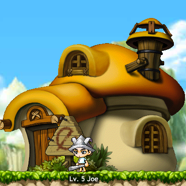 MapleStory Adventures Home